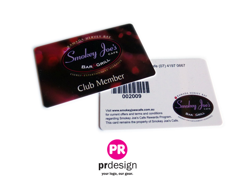 Plastic card printing by the australian plastic card experts pr product details reheart Image collections