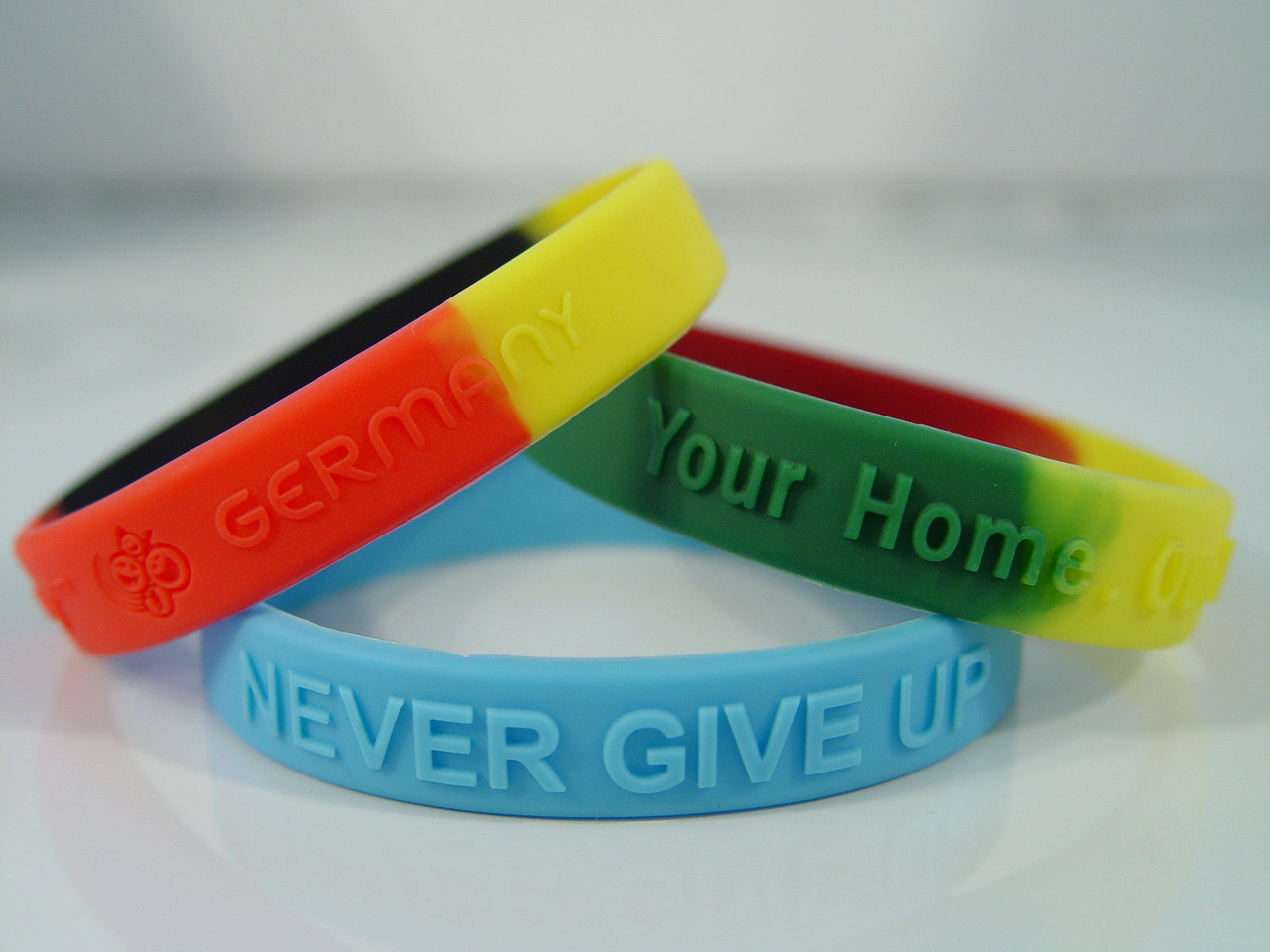 Order Custom Silicone Wristbands Online RapidWristbands