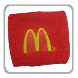 Embroidered Sweatbands